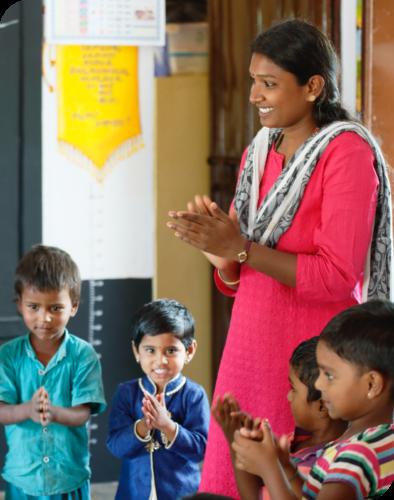 volunteer with ngo - Makkala Jagriti