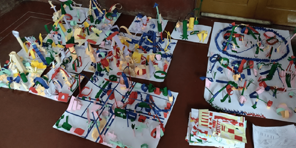 Children and Art – A Journey Towards Self-Expression