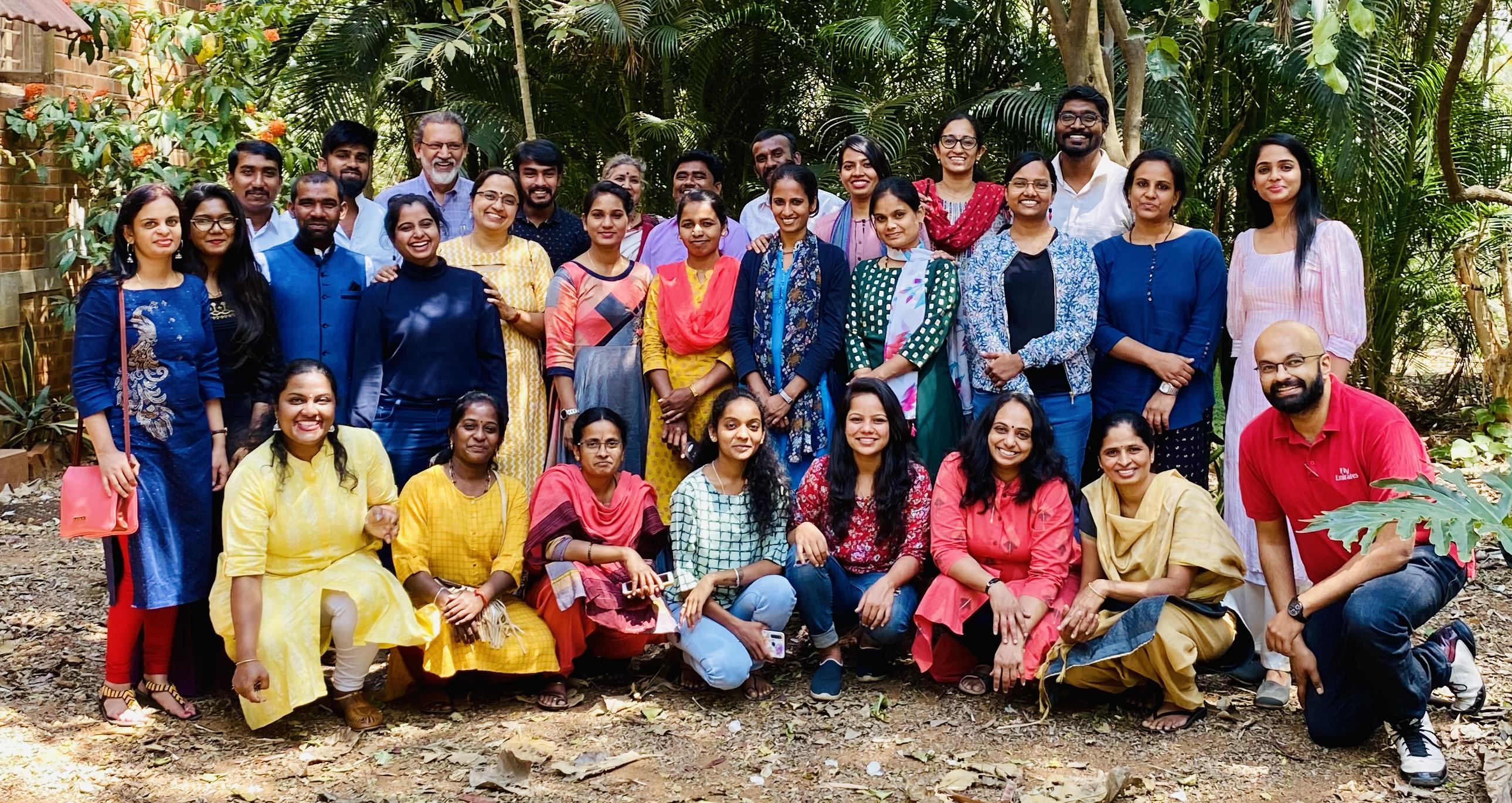 Makkala Jagriti Team
